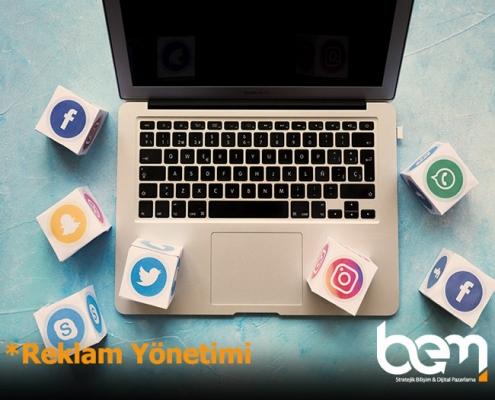 Sosyal Medya Reklam Yönetimi Öne Çıkan Görsel