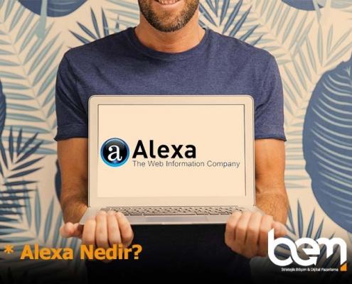 Alexa Nedir Öne Çıkan Görsel