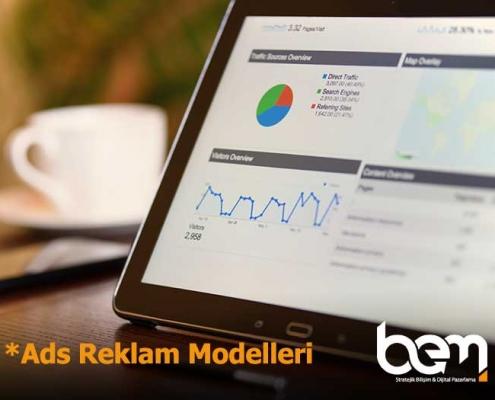 Ads Reklam Modelleri | Ön Görsel