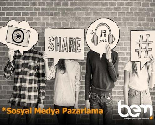 Sosyal Medya Pazarlama Öne Çıkan Görsel
